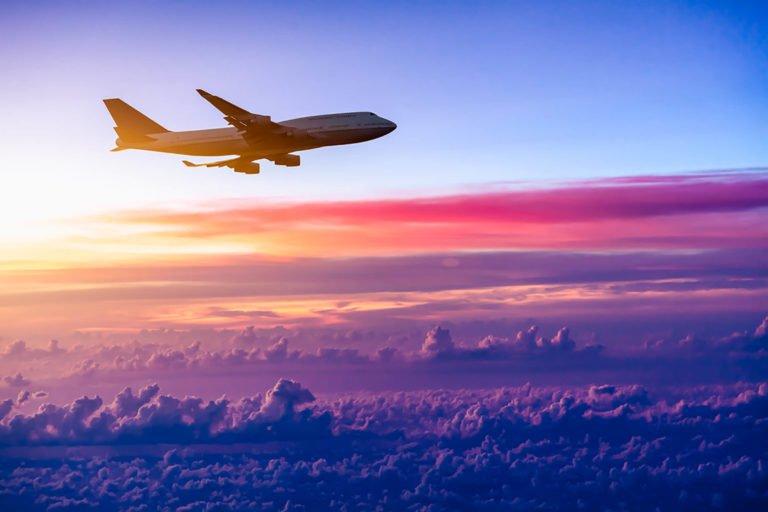 Tonyenglish vn - Air travel pollution